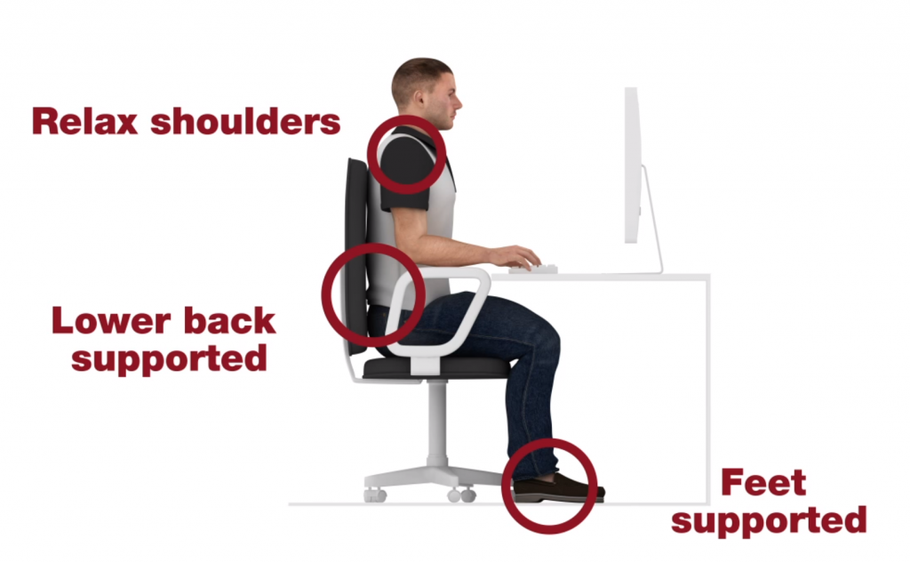 support lower back