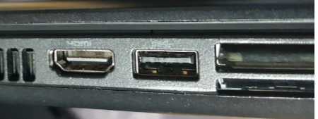 Laptop HDMI