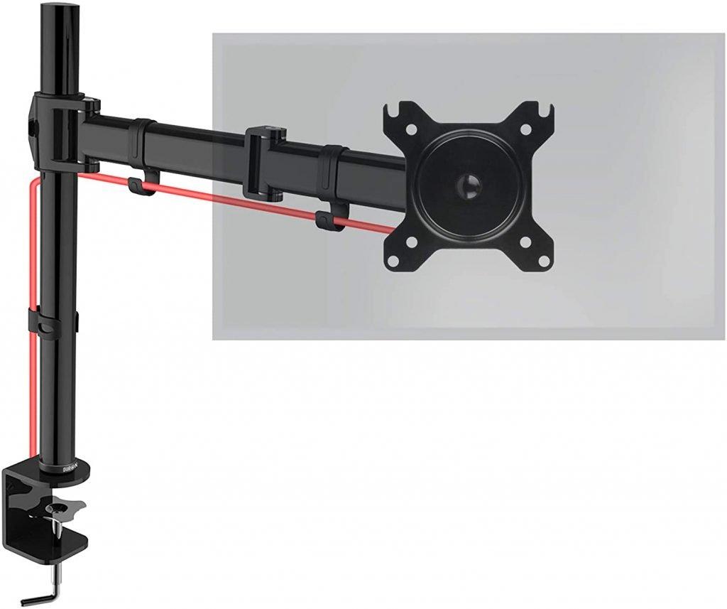 single monitor mount