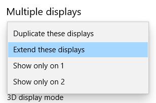 duplicate extend